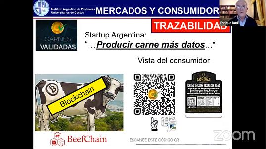 """Segundo Conversatorio del IAPUCO: """"Panorama de las cadenas de valor láctea y de la carne"""""""