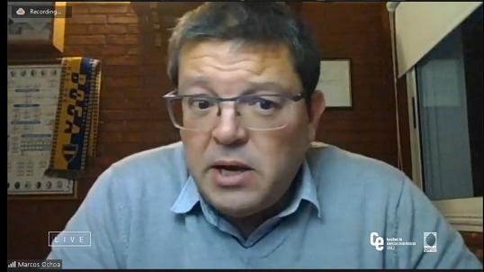 """Ciclo de Charlas 2020: """"¿Cómo está y qué podemos esperar de la economía?"""""""