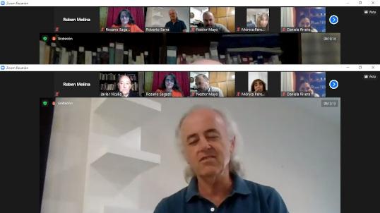 """Videoconferencia: """"La estrategia y la innovación disruptiva"""""""