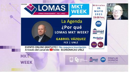 """Semana del """"Marketing"""" en Económicas Lomas"""